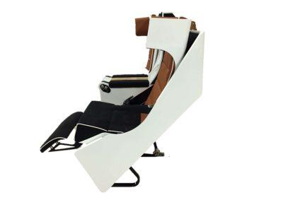 S3 Premium Economy Seat Side View